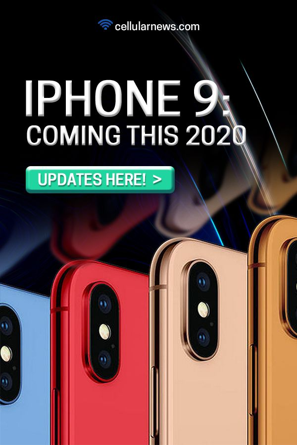 Guess What Iphone 9 Is Coming This 2020 Iphone Iphone 9 Android Phone Hacks