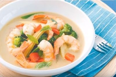 Tipsku: Cara Membuat Resep Masakan Sop Udang Bumbu Sereh E...
