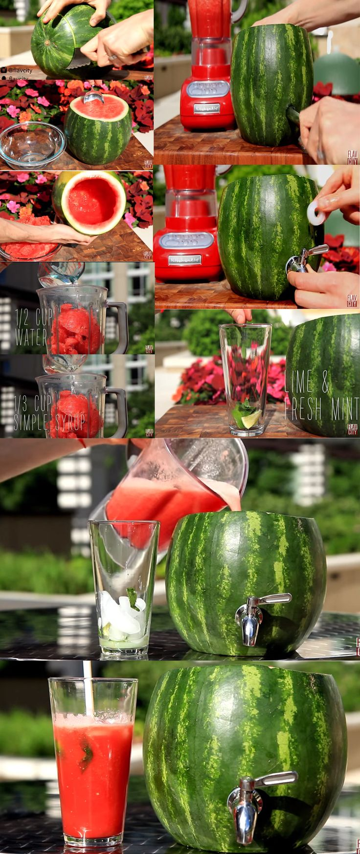 We know it's not summer yet… but if you are planning to throw a party soon, this do-it-yourself watermelon keg will absolutely make your shindig a sure winner! See video and written instructions here: http://gwyl.io/enjoy-dreams-of-sun-with-this-diy-watermelon-keg/