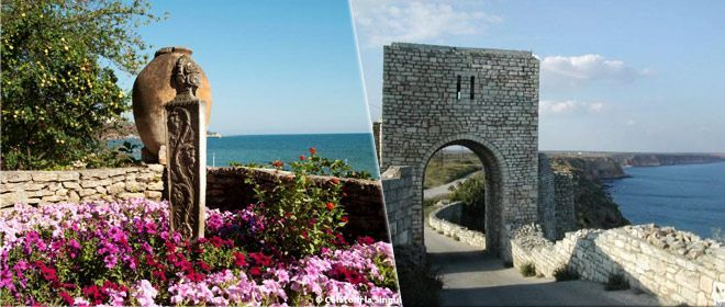 Viziteaza `perla litoralului bulgaresc`!   Weekend de vis la Castelul Reginei Maria + Tur pietonal... Perla litoralului bulgaresc