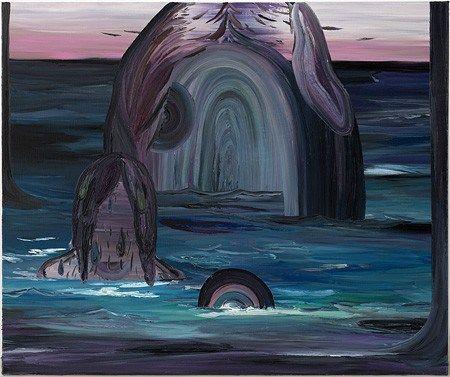 Fie Norsker painting