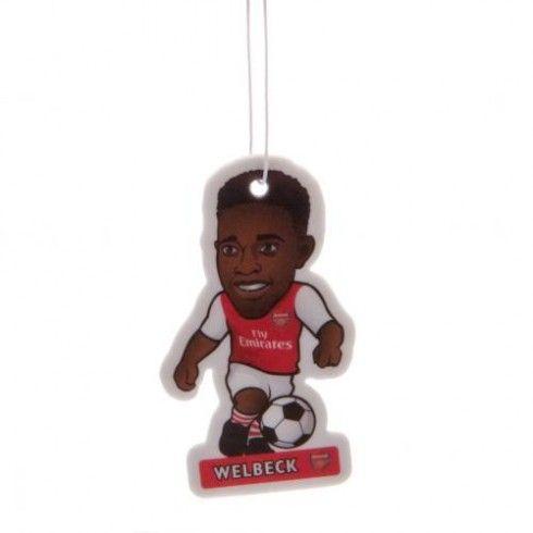 Arsenal F.C. Air Freshener Welbeck