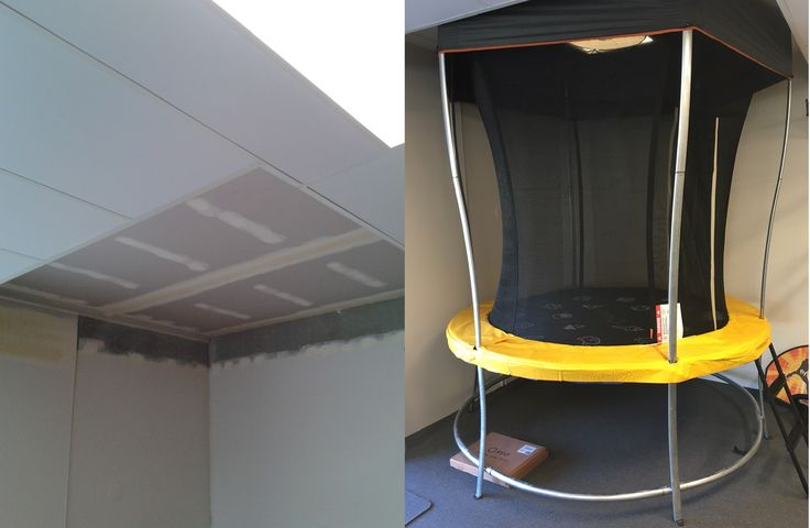 Modifications to our store - so we could display the new Vuly trampolines.  www.trampolinedeals.com.au
