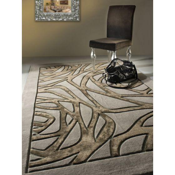 Купить серый ковер с узорами THEA. #carpet #carpets #rugs #rug #interior #designer #ковер #ковры #дизайн  #marqis