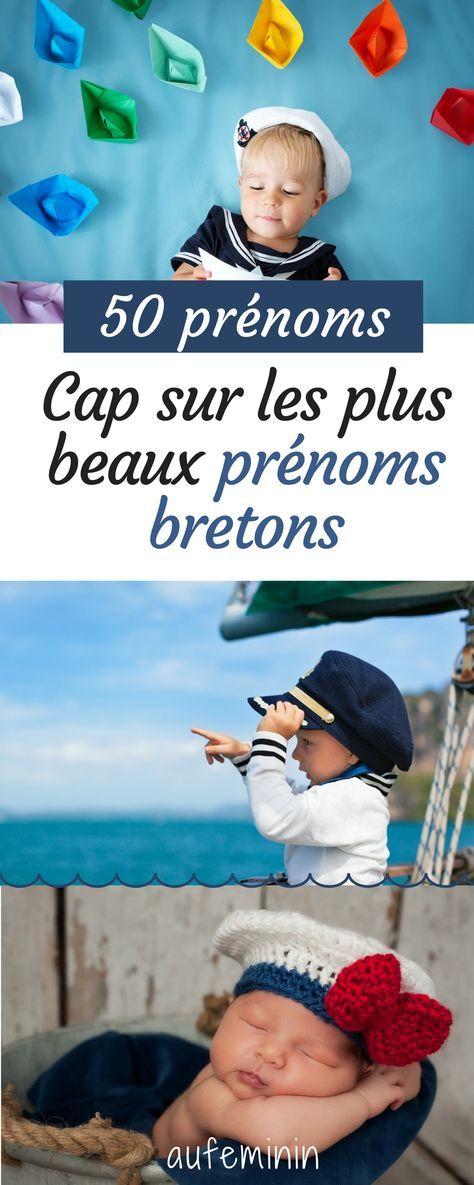 Cap sur les plus beaux prénoms bretons. Notre sélection pour choisir le prénom parfait pour bébé. # prénom #breton #bretagne #france #français #bébé #fille #garçon #mixte #aufeminin