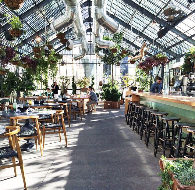 Greenhouse Cafe COffee BARS And SHOPS Re pinned By
