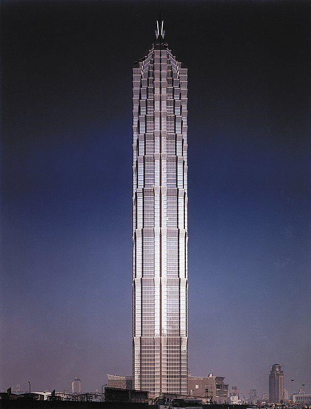 Jin Mao Tower, Pudong