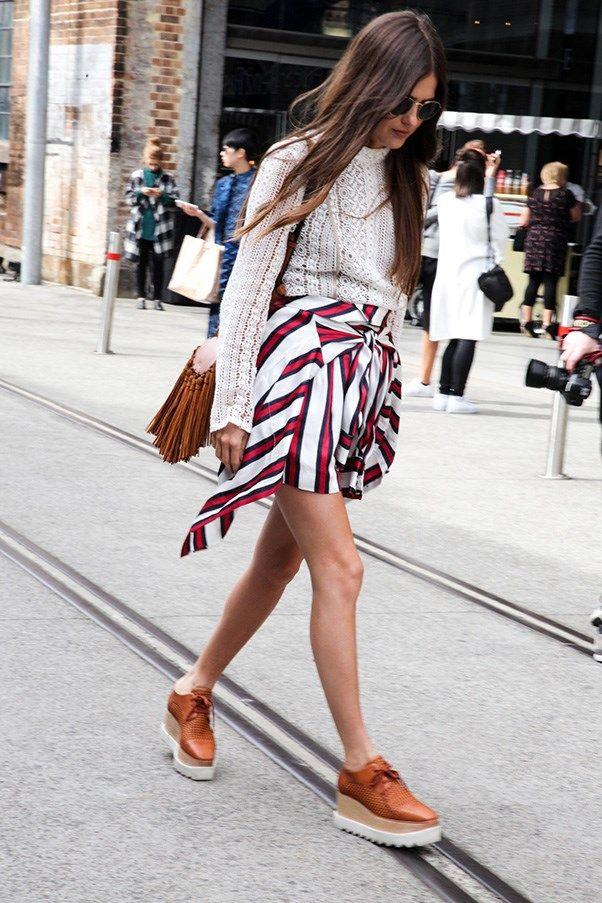 Best Street Style Australian Fashion Week 2016 - Image 156