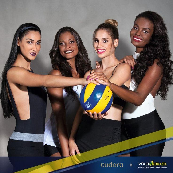 Histórias que inspiram | Seleção Brasileira de Vôlei Feminino & Eudora.