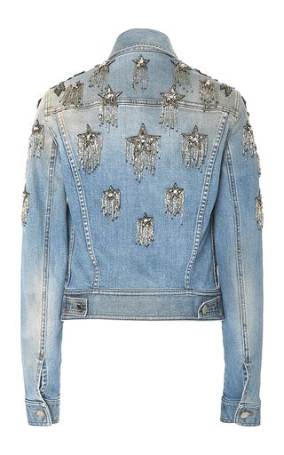 1000  ideas about Denim Jackets on Pinterest | Embroidered jacket