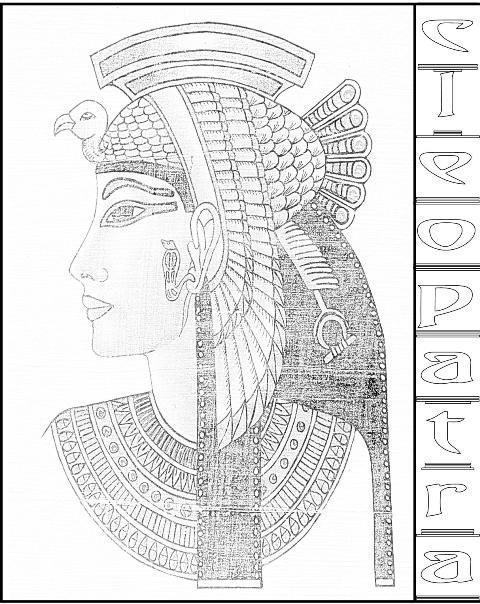 109 best Coloring pages to print  Egypt images on Pinterest