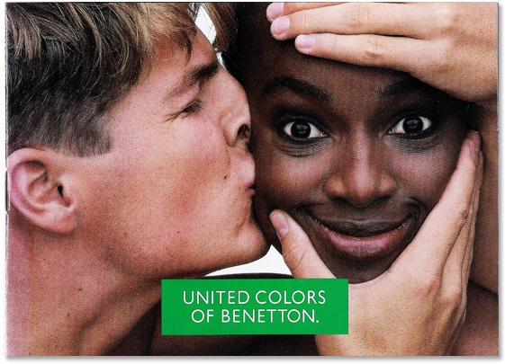 United Colors of Benetton: 80S, Kiss, United Colors