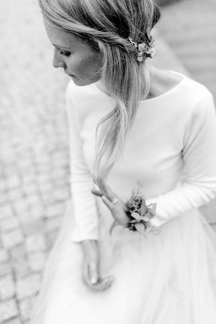 Braut Pullover für die Hochzeit im Frühling, Herbst oder Winter von www.noni-mode.de