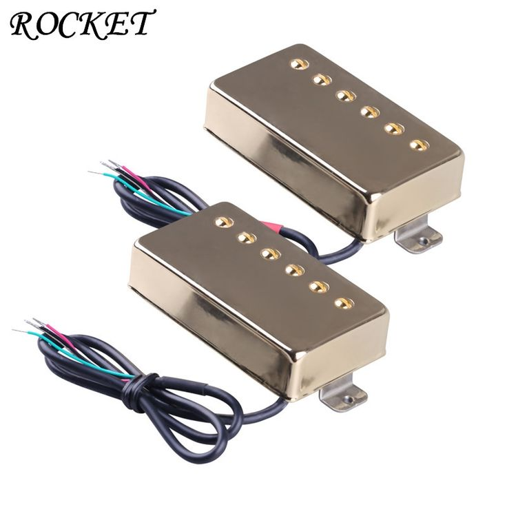 17.01$  Buy here - http://ali3na.shopchina.info/1/go.php?t=32804283242 - Guitar Pickup Humbucker Gold Double Coil Pickups Electric Guitar Parts Accessories Bridge &Neck &Set-HLC5 17.01$ #aliexpress