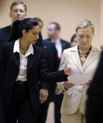 Huma Abedin Registered Her Consulting Company 11 Days Before Leaving State Dept…