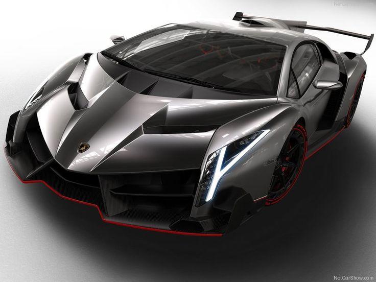 Future Car, Lamborghini Veneno, 2013 Geneva Motor Show