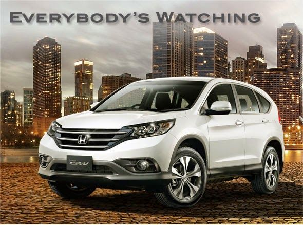 All New CR-V