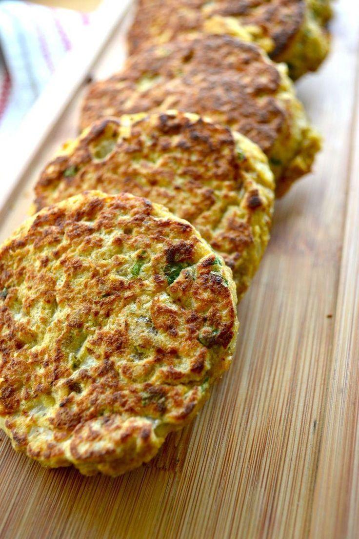 Blogs amigos: recetas con garbanzos | Cocinar en casa es facilisimo.com...hambuergesas de garbanzos