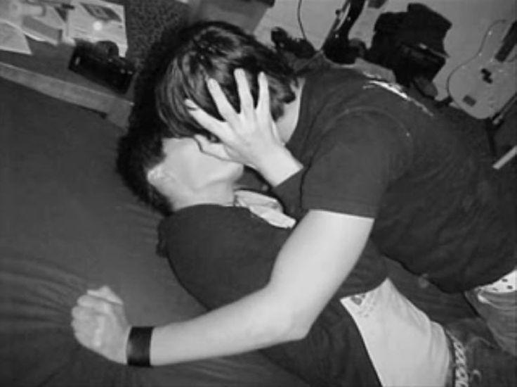 hot kissing boys naked, emo Cute,