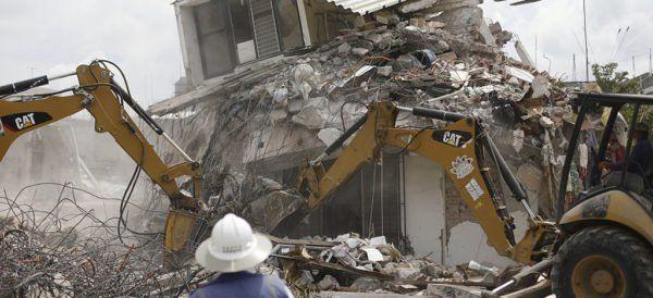 Reconstrucción requerirá de 500 mil toneladas de cemento Cemex - Aristeguinoticias