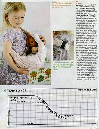 ARTE COM QUIANE - Paps,Moldes,E.V.A,Feltro,Costuras,Fofuchas 3D: Molde Sling para bonecas