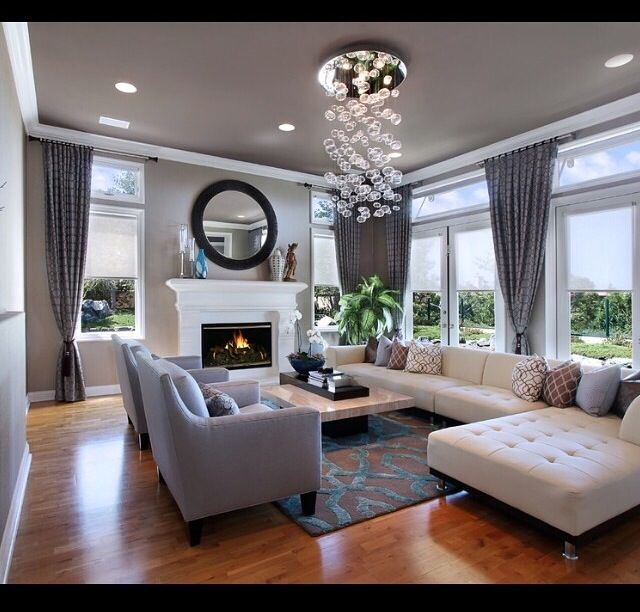 92 Best Images About Home Decor On Pinterest Mirror Cabinets Ottomans And White Grey Bedrooms