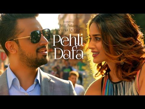 Atif Aslam: Pehli Dafa Song (Video) | Ileana D'Cruz | Latest Hindi Song 2017 | T-Series - YouTube