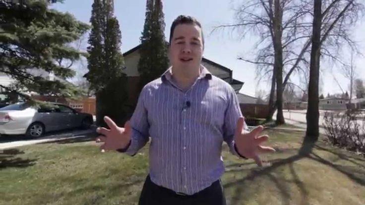 201 browning Blvd - Video Fly-through (Winnipeg real estate listing)