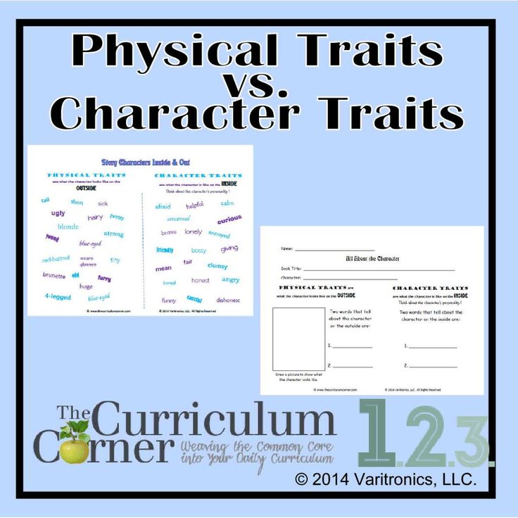 Describing Personality: Character Traits and Temperaments