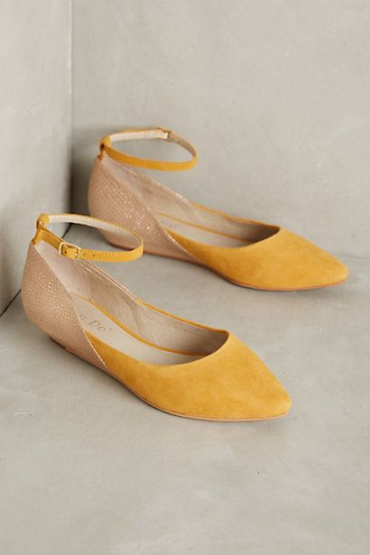 Lien.Do by Seychelles Cordoba Mini Wedges #anthropologie