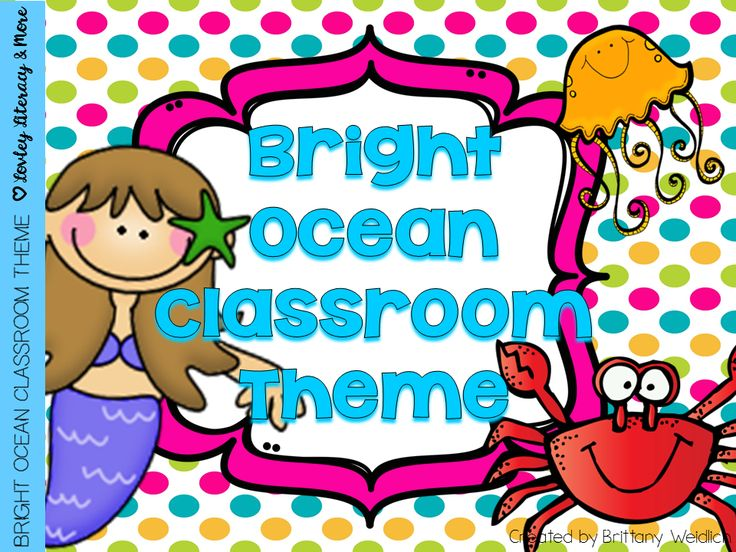 I just love using bright colors in my classroom! This class decor pack has everything you need and more.