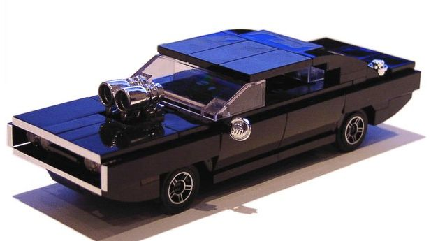 Lego Fast and Furious Dodge Charger