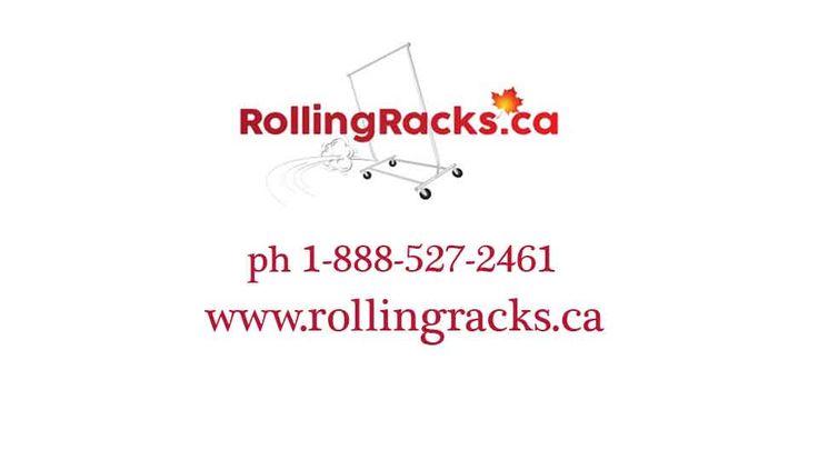Garment Bags, Covers, Racks and Displays - www.rollingracks.ca