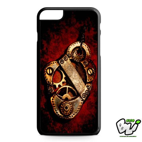 Rubbles Gears Steampunk iPhone 6 Plus Case | iPhone 6S Plus Case