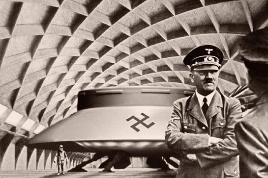Mappe del III Reich rivelano accessi per il mondo sottorraneo