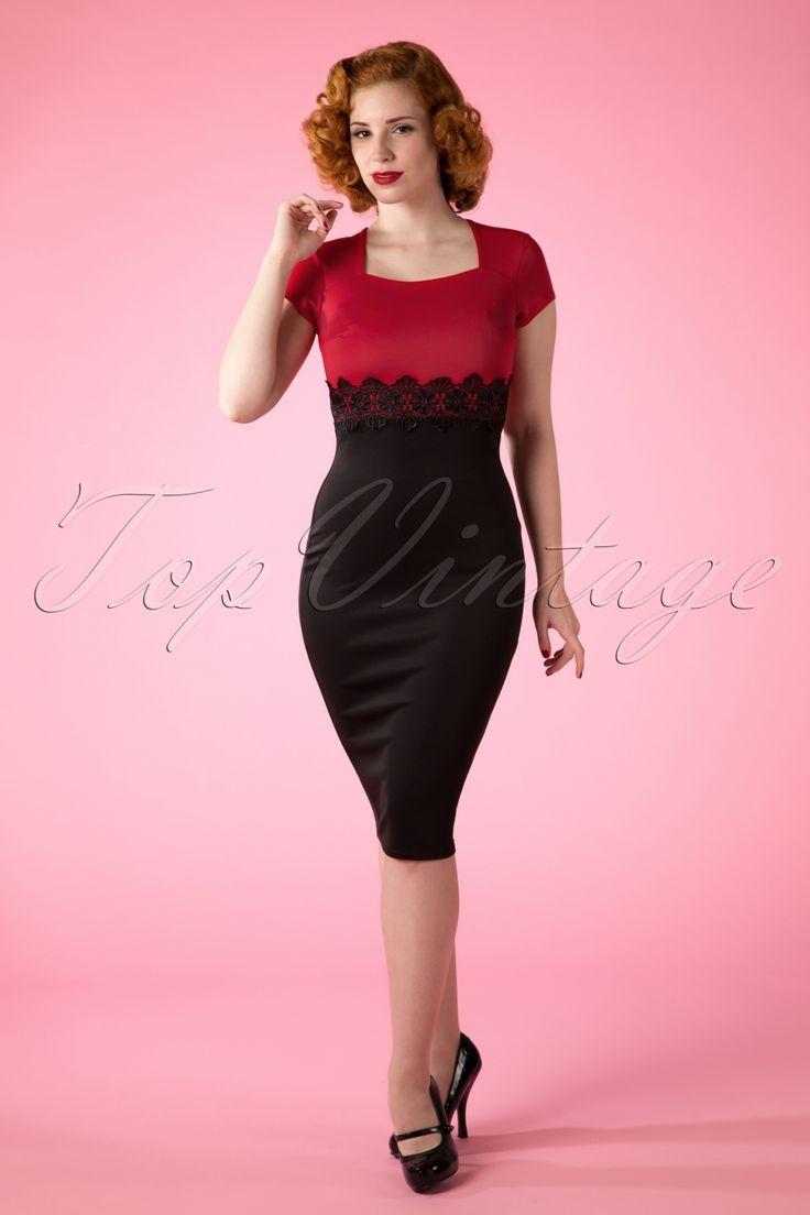 Increíble Escarlata Vestidos De Dama De Color Rojo Imagen - Ideas de ...