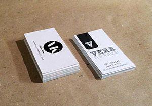 Egyedi névjegykártyák