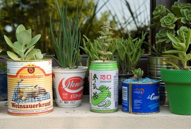 17 best images about ideas originales on pinterest - Macetas originales para plantas ...