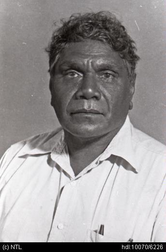 Albert Namatjira (1902–1959), born Elea Namatjira, was a Western Aranda-speaking Aboriginal artist from the western MacDonnell Ranges in Australia. As one of the most prominent Aboriginal artist of the time, he was a pioneer of contemporary Indigenous Australian art.