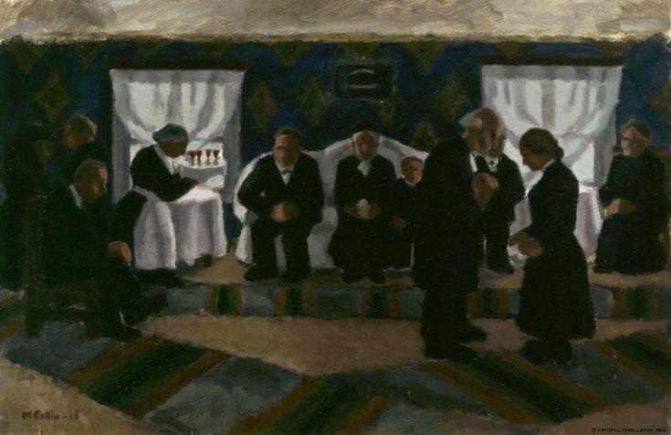 Kansallisgalleria - Taidekokoelmat - Surutalossa