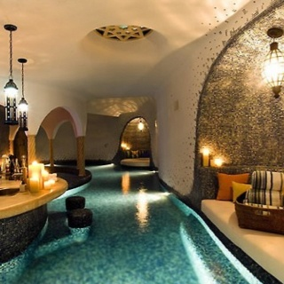 Indoor stream in your house! Enough said.