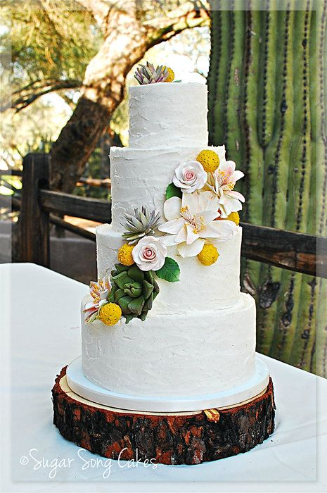 Wedding Cake Decorating Buttercream : 17 Best images about Wedding cakes on Pinterest Drink ...