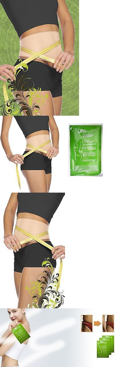 Fat Burners: Ultimate Contouring Body Wrap It Works For Inch Loss ,4 Skinny Wraps Applicator -> BUY IT NOW ONLY: $34.87 on eBay!