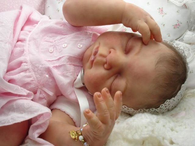 "baby dolls that look real | Almost ""real"" baby dolls (31 pics) - Izismile.com"