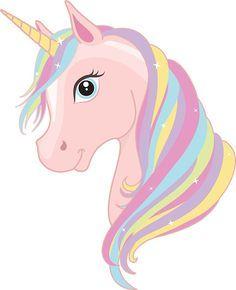 Resultado de imagen de unicorn clipart