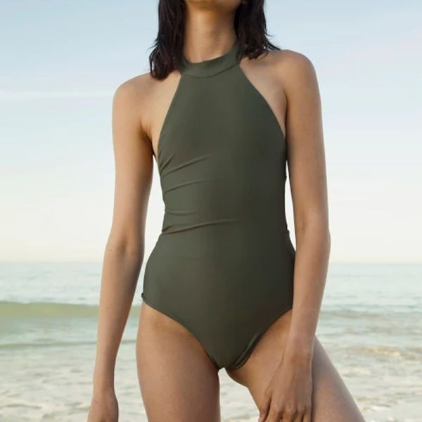 The 19 Best One-Piece Swimsuits Of The Summer