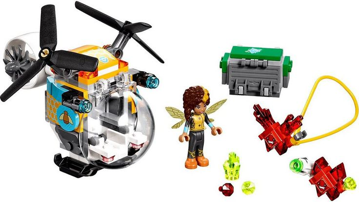 More LEGO DC Comics Super Hero Girls unveiled [News] | The Brothers Brick | LEGO Blog