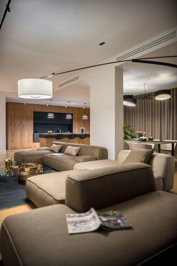 Minimalist Interior With Focus On Family  Functionailty Netfloor - prix construction maison 150m2