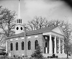 Bethesda Presbyterian Church (Camden, South Carolina) - Wikipedia, the free encyclopedia