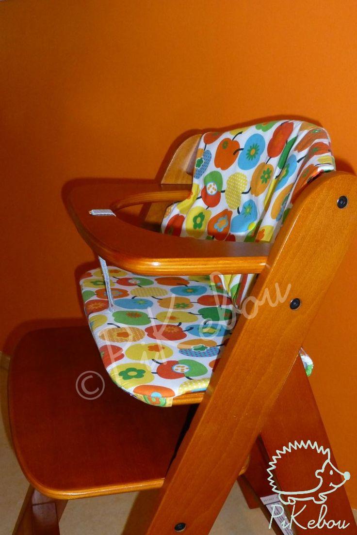 coussin pour chaise haute Hauck alpha